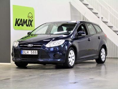 begagnad Ford Focus 1,6 TDCi Titanium M-Värm