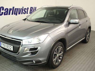 begagnad Peugeot 4008 Allure e-Hdi AWD 2017, SUV 165 000 kr