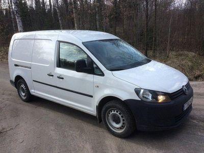 gebraucht VW Caddy Maxi tdi 102 hk 78800+m -14