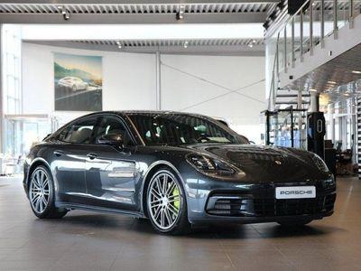 begagnad Porsche Panamera 4 E-Hybrid -18