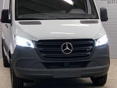 begagnad Mercedes Sprinter 316 CDI SKÅP R2