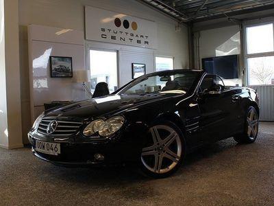 begagnad Mercedes 500 SL BenzV8 2002, Cab 199 900 kr
