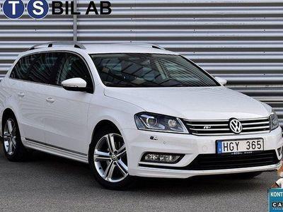 begagnad VW Passat Variant 2.0 TDI 4Motion R-l