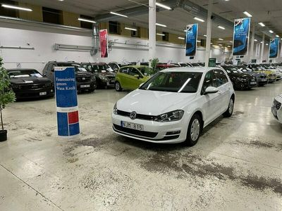 begagnad VW Golf 1.4 TSI Style Comfortline BlueMotion (122hk)