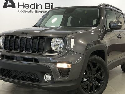 begagnad Jeep Renegade 1.0 120HK NIGHT EAGLE MY20