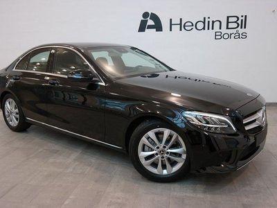 begagnad Mercedes C200 Cd / Dragkrok / Sedan