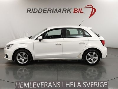 begagnad Audi A1 Sportback 1.0 TFSI Nyservad 0,42L/Mil 95hk