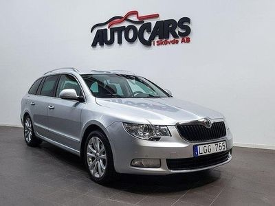 begagnad Skoda Superb 2.0TDI (170hk) | BUSINESS | AUTOMAT