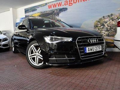 begagnad Audi A6 Avant 2.0 TDI S Tronic S-Line