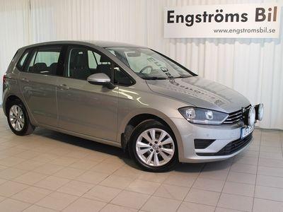 begagnad VW Golf Sportsvan TSI 110 DSG