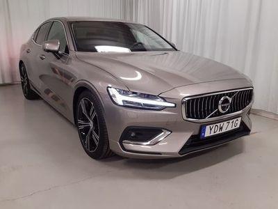 begagnad Volvo S60 T5 AWD Inscription, ader, On call, Dragkrok halvautomatisk, Harman Kardon högtalare, Parkeringskamera 360, Navigation 2020, Sedan 389 500 kr