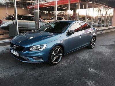 begagnad Volvo S60 D4 R-Design -16