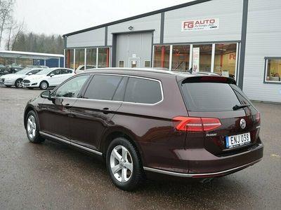 begagnad VW Passat Sportscombi SC 2.0 TDI SCR Euro 6 190hk D-Värmare Drag