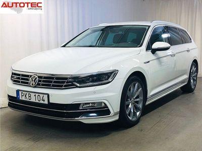 begagnad VW Passat GTS 2.0 TDI Aut SC 4M Drag