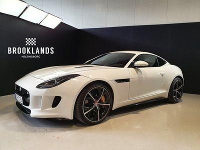begagnad Jaguar F-Type COUPÉ