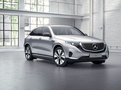 begagnad Mercedes EQC 400 4MATIC // Fleetleasing //