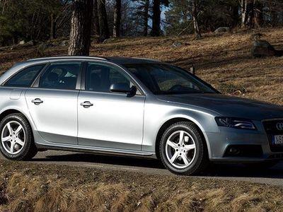 begagnad Audi A4 Avant 2.0 TFSI (E85) Quattro 180 hk -11