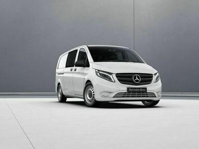 begagnad Mercedes Vito - Benz116 CDI Mixto ex lång 4x4