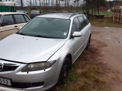 begagnad Mazda 6 KOMBI 2.0 DE (14
