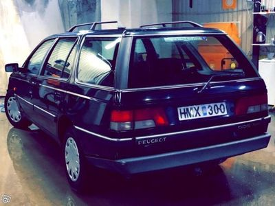 begagnad Peugeot 405 kombi nybes ua -94