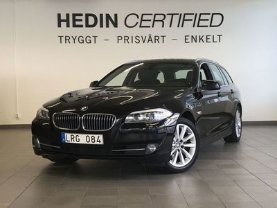 begagnad BMW 525 d xDrive Touring Steptronic, 218hk