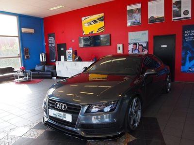 begagnad Audi A7 3.0 TDI Quattro S-Line RS7 Optik FIN*