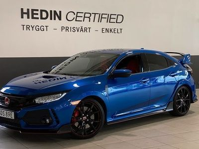 begagnad Honda Civic 2.0T Type R GT 2019, Halvkombi 349 900 kr