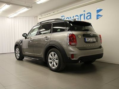 brugt Mini Cooper S Countryman E ALL4 Connected Navigation Experience
