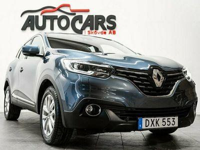 begagnad Renault Kadjar 1.6 dCi 4WD Euro 6 130hk   M&K-värm