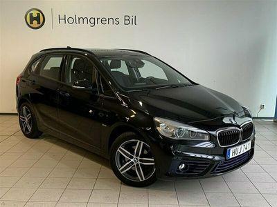 begagnad BMW 218 Active Tourer d Aut Sport Drag