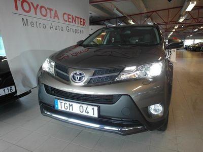 begagnad Toyota RAV4 2.0 4x4 152hk Executive