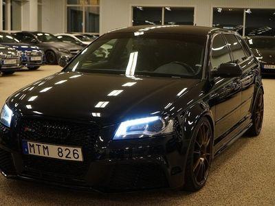 begagnad Audi RS3 2.5 TFSI quattro Steg 2 BOSE NAV 2012, Halvkombi 299 900 kr