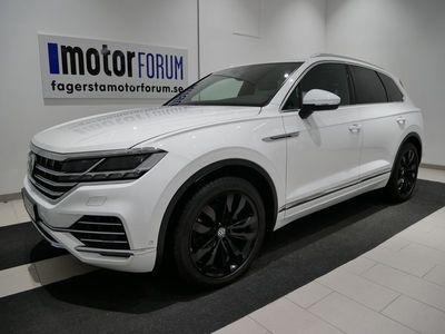 begagnad VW Touareg TDI V6 4M Aut Executivepkt Vinterhjul