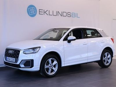 gebraucht Audi Q2 1.6 TDI Proline Connectivity 2018, SUV 259 900 kr