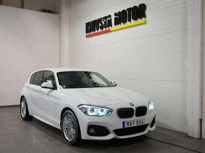 begagnad BMW 118 I M Sport