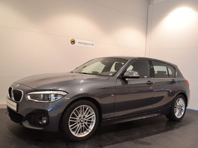 brugt BMW 118 d M-Sport / Automat (150hk)