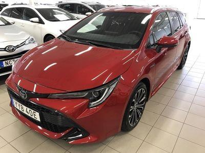 begagnad Toyota Corolla 2,0 ELHYBRID TEKNIKPAKET, 180 HK