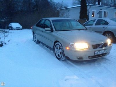 begagnad Volvo S80 2.5t -03