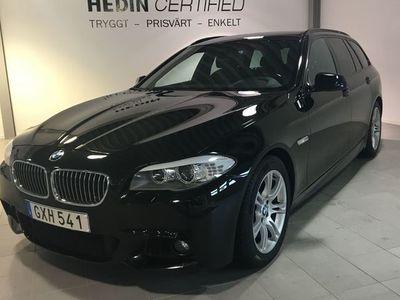 begagnad BMW 520 D DRAG AUT TOURING M-SPORT 184HK