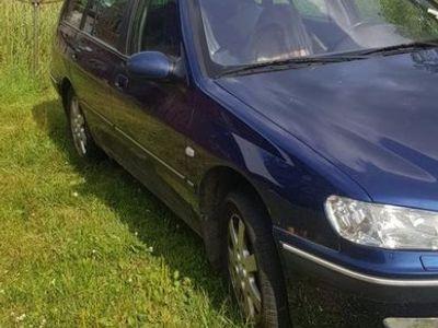 begagnad Peugeot 406