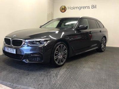 begagnad BMW 520 d xDrive M-Sport/ Innovation Edition/ 19
