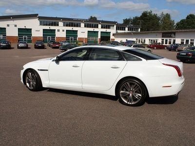 """begagnad Jaguar XJ Supersport LWB 5.0 V8 510hk, """"fullutr"""""""