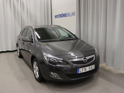 begagnad Opel Astra Sports Tourer Sport 1.7 CDTI 125hk Sport Drag Vinterhjul
