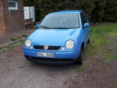 begagnad VW Lupo 1,4 -99