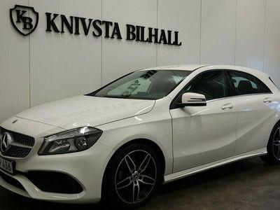 begagnad Mercedes A180 A BenzAMG Sport 7G-DCT 1Brukare Nyskick 2018, Halvkombi Pris 198 900 kr