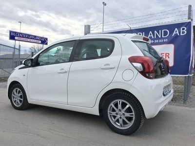 begagnad Peugeot 108 PureTech 5dr 4700 mil -15