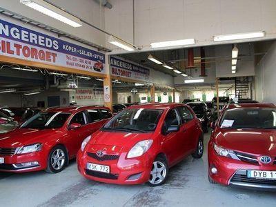 gebraucht Toyota Yaris 1.4D KAMKEDJA NY BES 0%Ränta -10