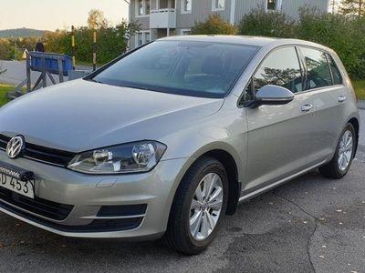 begagnad VW Golf 1.4 TSI MultiFuel