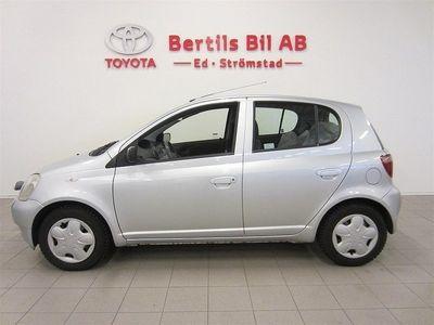 begagnad Toyota Yaris 1,33 5-dr