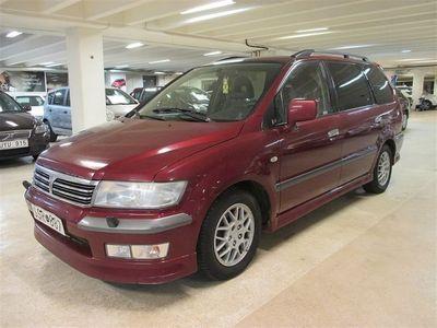 begagnad Mitsubishi Space Wagon 2.4i GDi -7Sitsig R.fritt Kombi